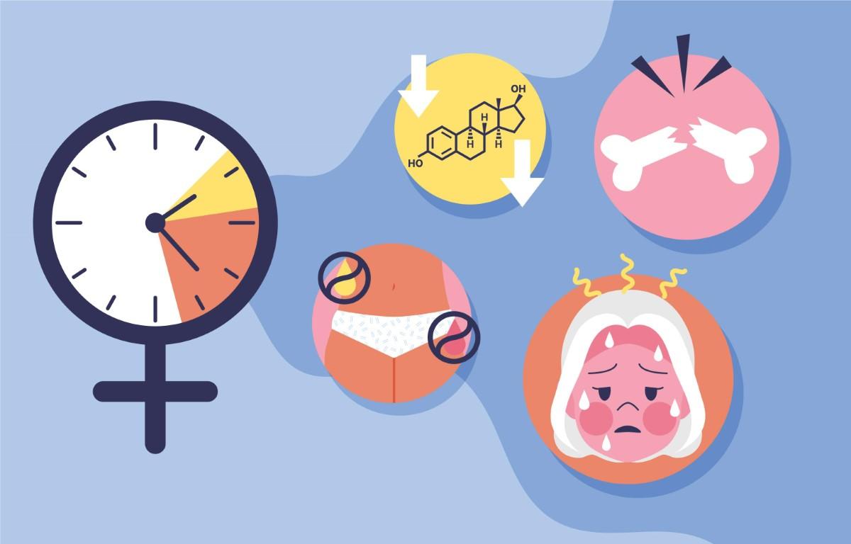 primele semne menopauza