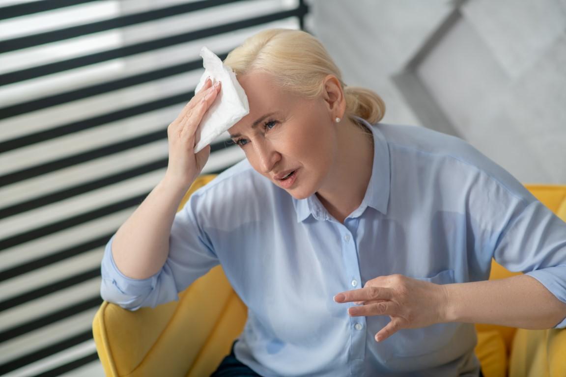 simptome menopauza